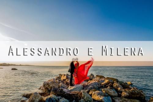 Milena e Alessandro